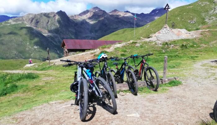 mtb mountain bike montagna estate