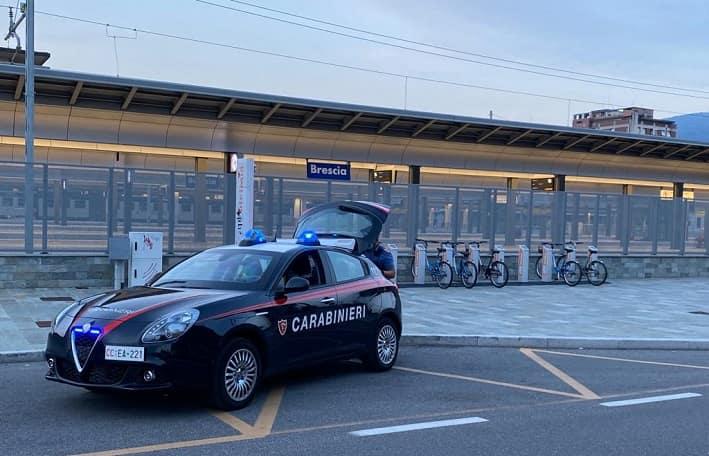 Carabinieri - stazione - Brescia