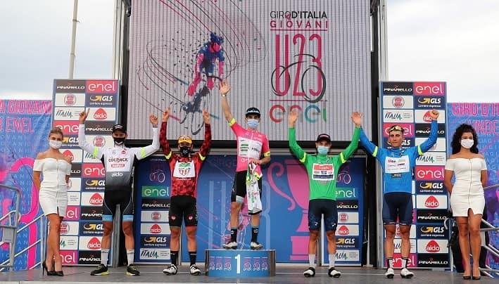 Giro Italia - Under 23 - Isolapress - Marco Isola - Massimo Fulgenz 1i