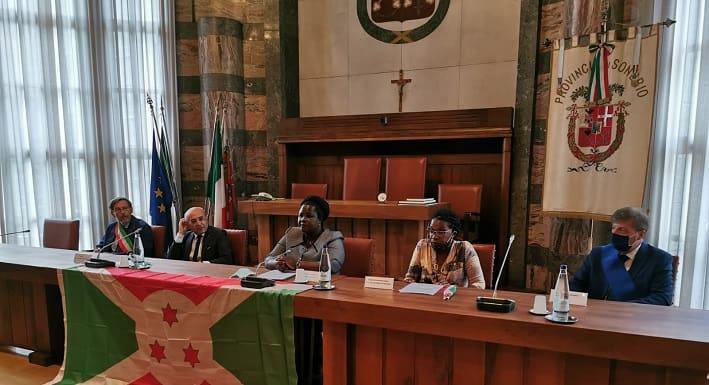 Incontro Burundi - Sondrio 2