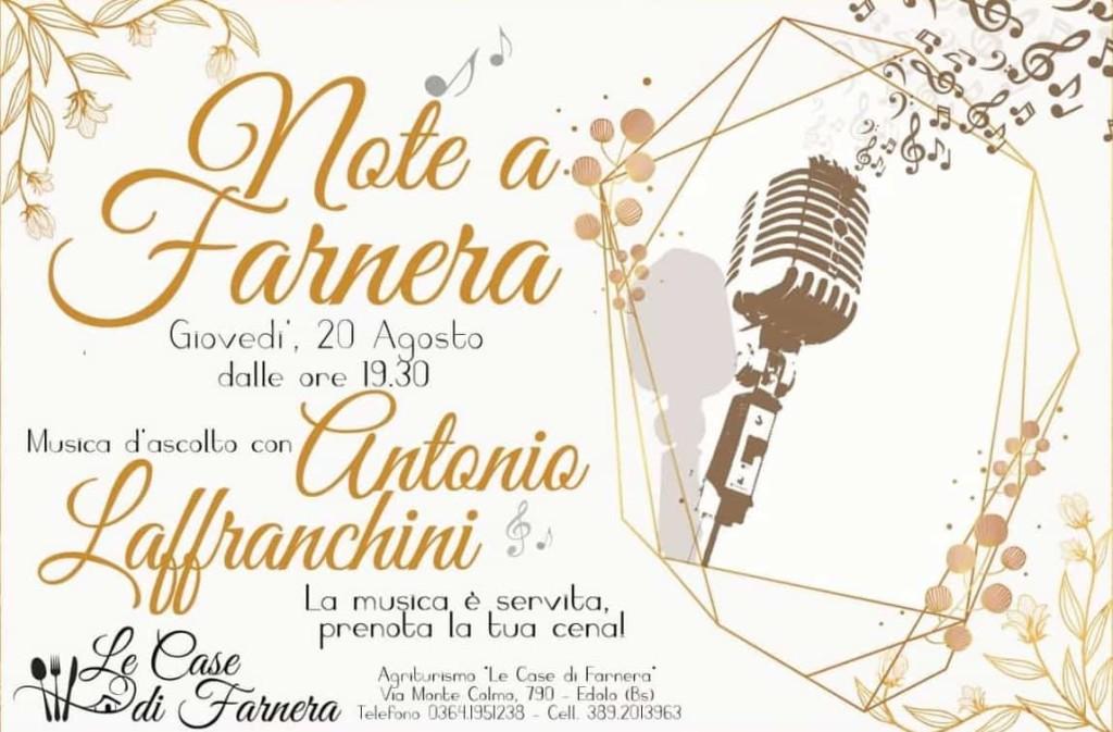 Note a Farnera Antonia Laffranchini