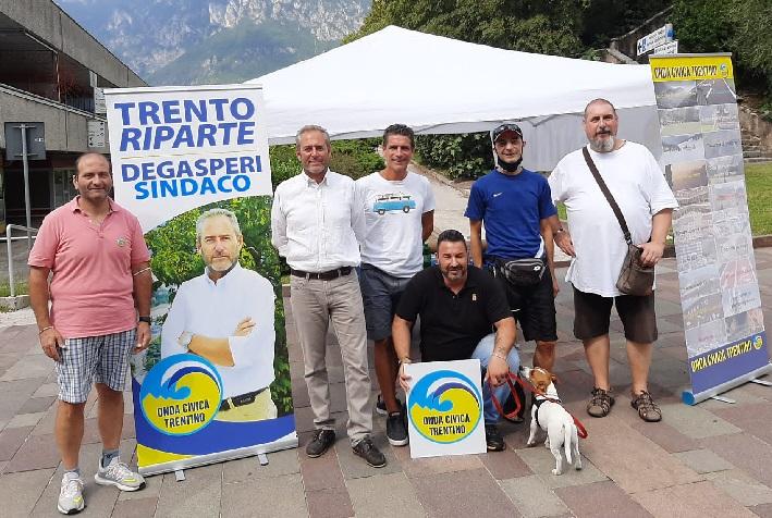 Onda Civica Trentino - Filippo Degasperi
