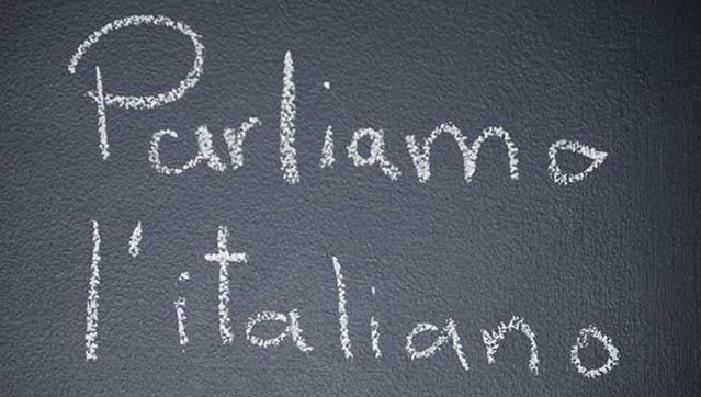 Scuola - Parliamo - l'italiano
