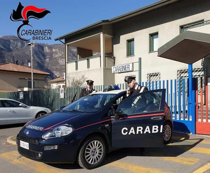 carabinieri - Stazione - Esine