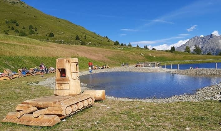 laghetto Valbiolo - Tonale