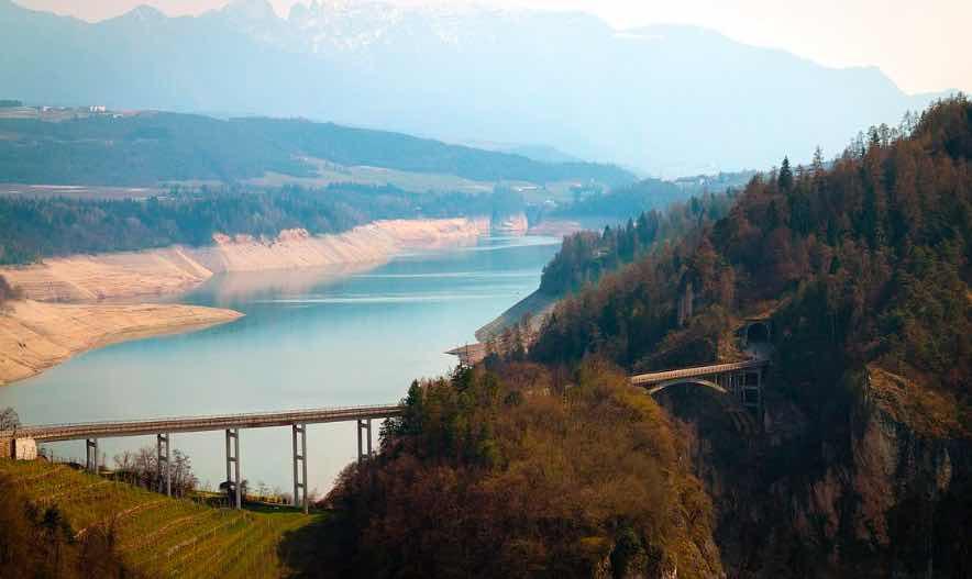 ponte castellaz cles