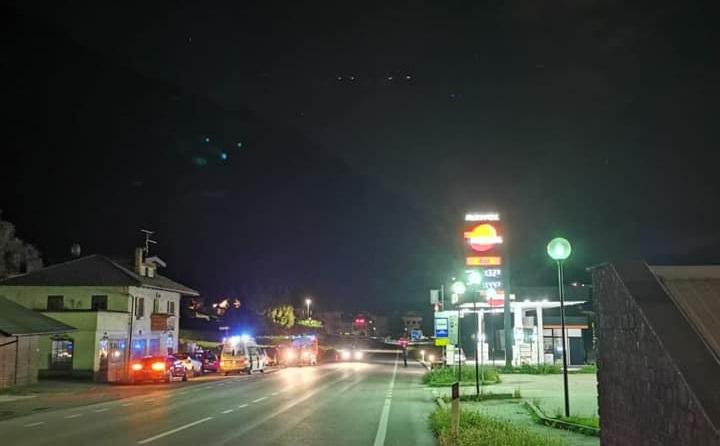 Commezzadura incidente - credit fito Vigili del fuoco Commezzadura