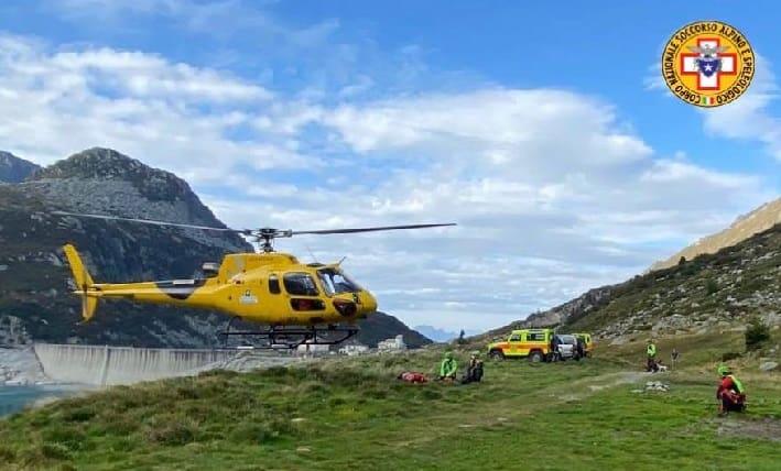 Esercitazione Soccorso Alpino - Saviore Adamello