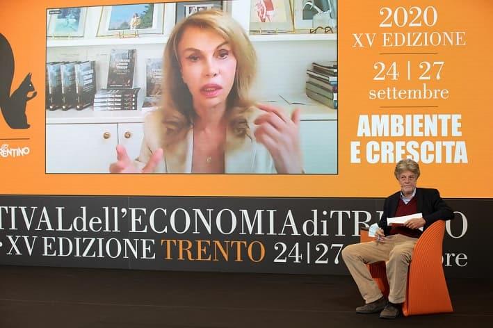 Festival Economia Graciela Chichilnisky