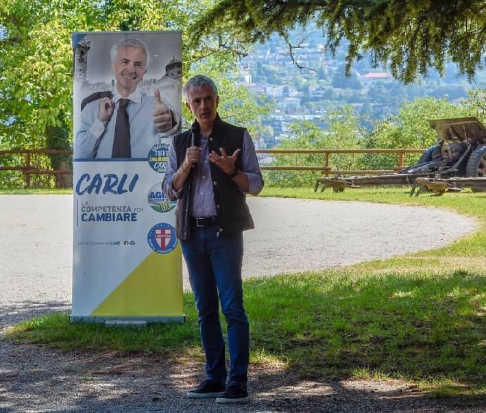 Marcello Carli - candidato sindaco Trento 02
