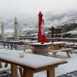 Neve - Passo Gavia - Rifugio Bonetta