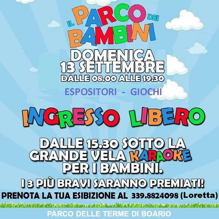 Parco Bambini - Boario Terme