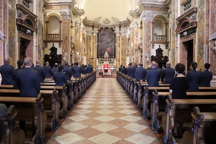 San Matteo - patrono Finanza - Trento 1