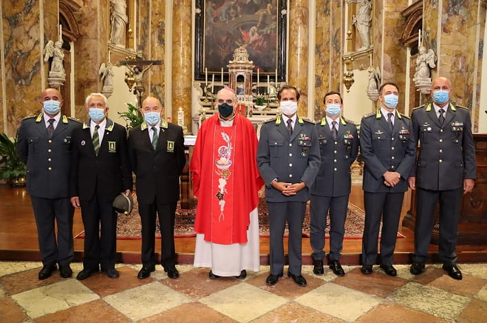 San Matteo - patrono Finanza - Trento 2