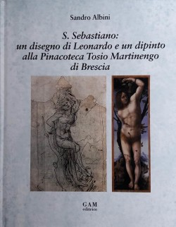 copertina libro - San Sebastiano - Sandro Albini