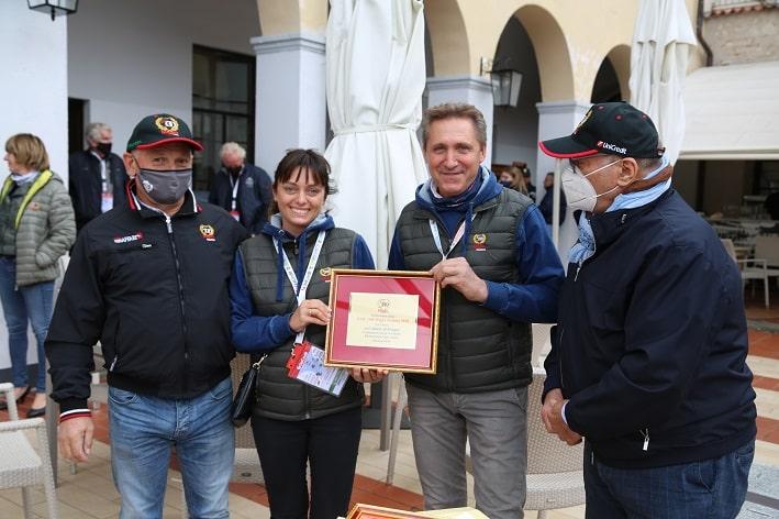 500 miglia Touring - premi