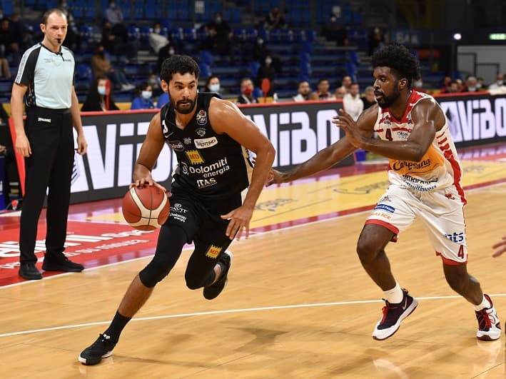 Basket Dolomiti Energia foto credit Daniele Montigiani
