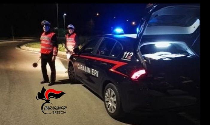 Carabinieri - controlli - Brescia