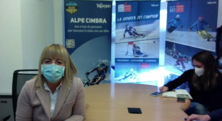 Daniela Vecchiato Apt Alpe Cimbra