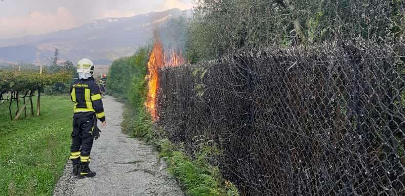 Dro - vigili del fuoco