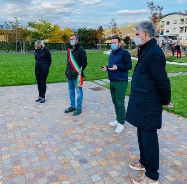 Parco Roncafort - Trento