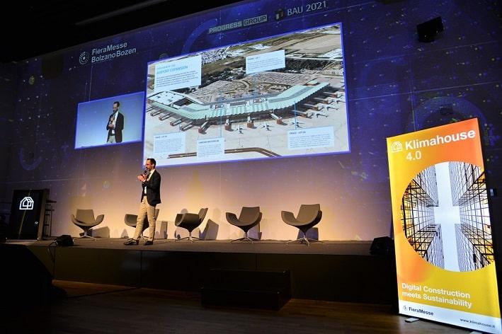 klimahouse Bolzano - Architetto Stefano Ruzzon, BIM Manager OneWorks