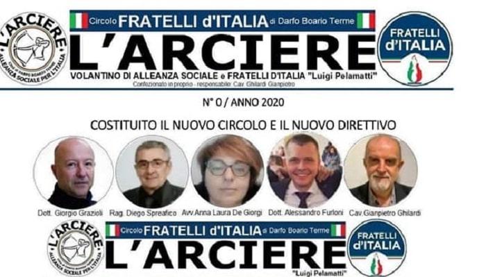 Arciere - FdI Pelamatti