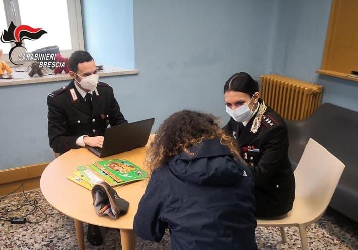 Carabinieri - Brescia - violenza - donne