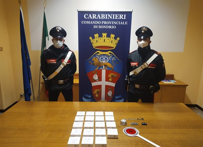 Carabinieri - Sondrio