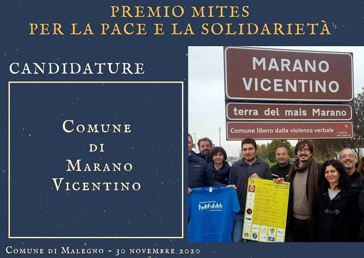 Comune Marano Vicentino Malegno