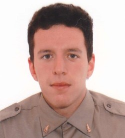 Marco Dassatti vice comandante vvf Molina di Ledro