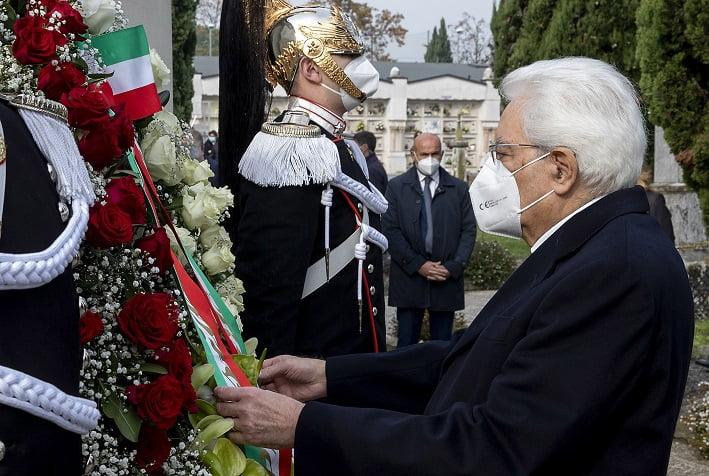 Mattarella - Castegnato foto credit Presidente della Repubblica