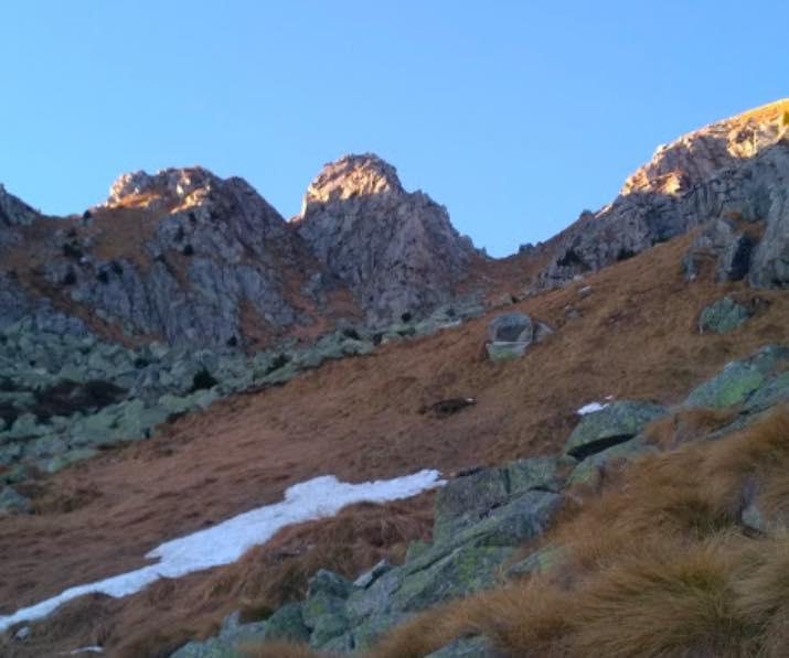 adamello montagna