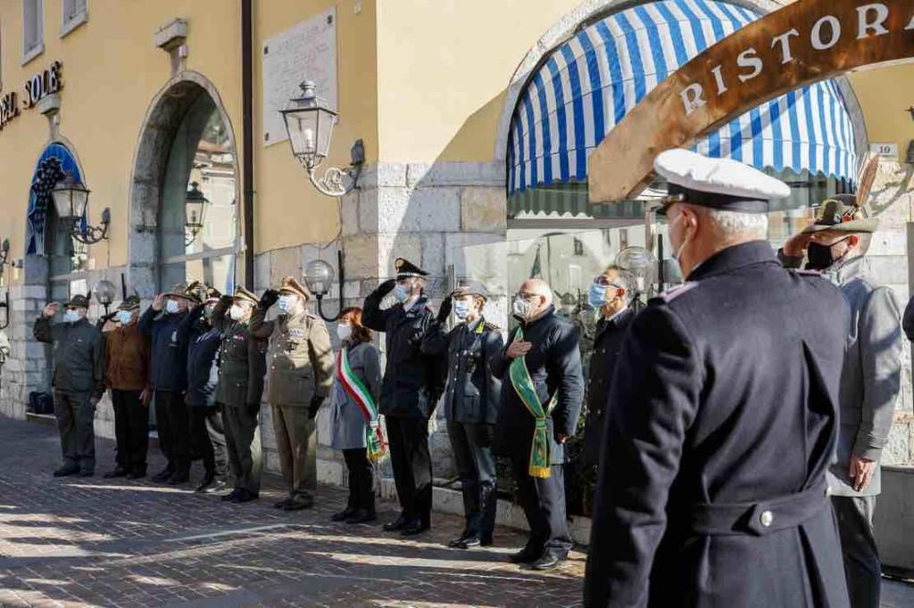 Riva Del Garda, Commemorazione Caduti domenica 8 novembre