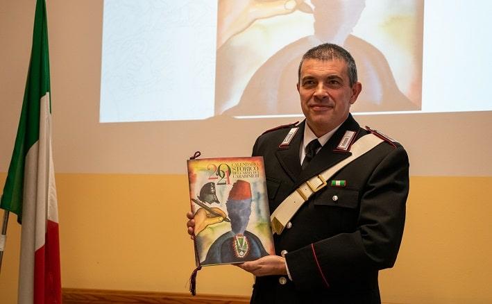 calendario- storico carabinieri