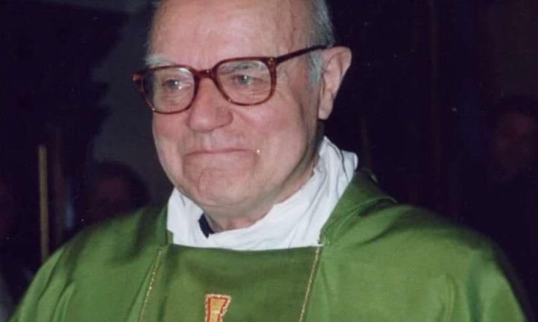 don Fausto Gheza - Piancogno