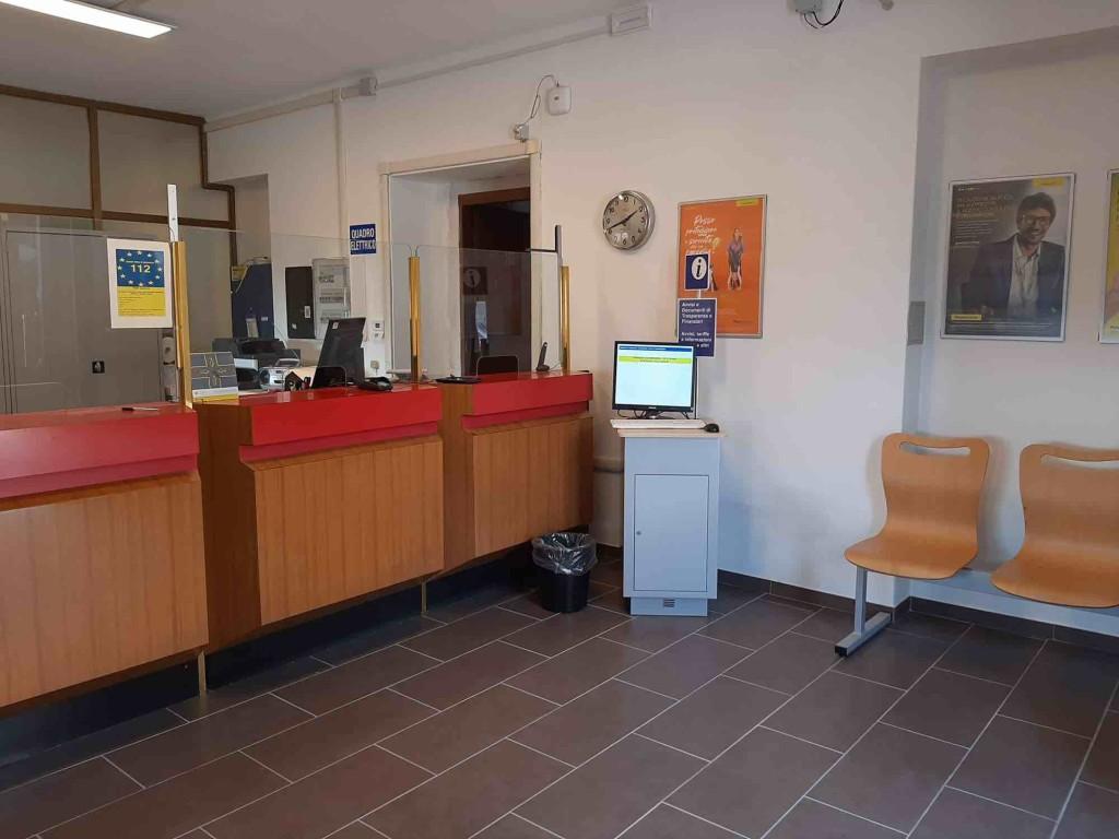 ufficio postale berzo demo