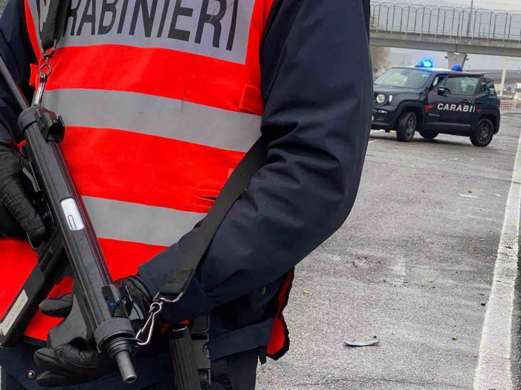 carabinieri large controlli